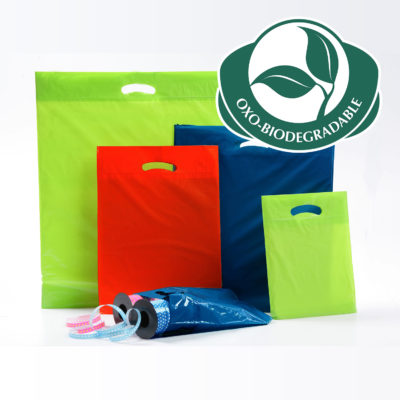 Bags - Biodegradable Retail Bags
