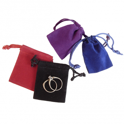 Bags - Other Gem & gift drawstring bags