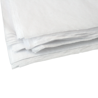 White Tissue paper in reams for retail use