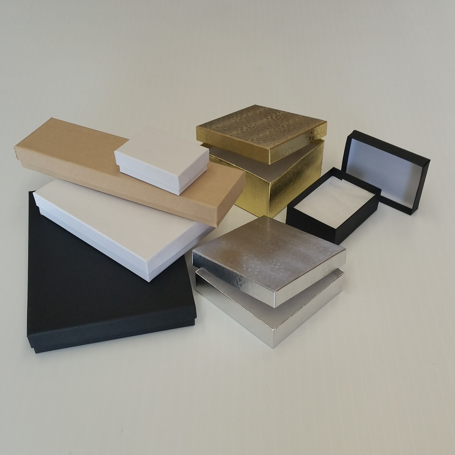 Retail Jewellery Boxes