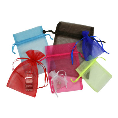 Retail Drawstring Gem Bags