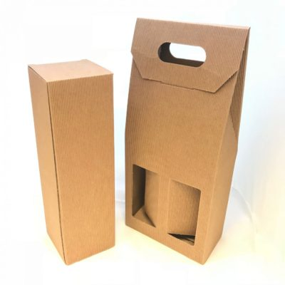 Wine Bottle & Jar Boxes