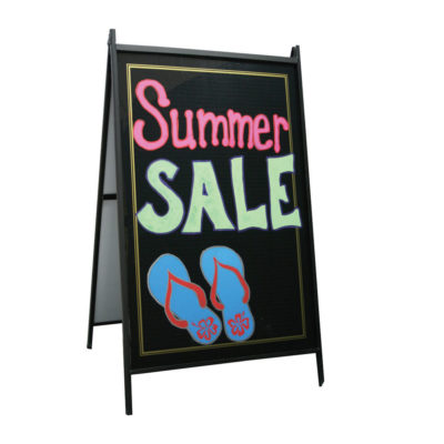 Sign Boards & Poster Holders (indoor/outdoor)
