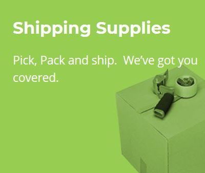 *Shipping Supplies