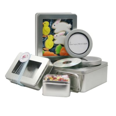 Gift Tins & Tin Boxes