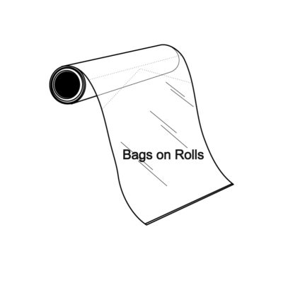 Bags - Produce/Bakery Roll Bags