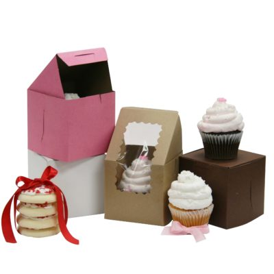 Boxes - Bakery & Cupcake Boxes