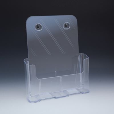 Acrylic & Plastic Brochure & Business card holders & Accessories