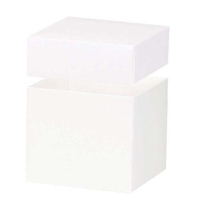 Deluxe Gourmet White Gift Box