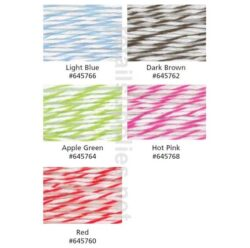 bakers twine is an excellent alternative to plain twine