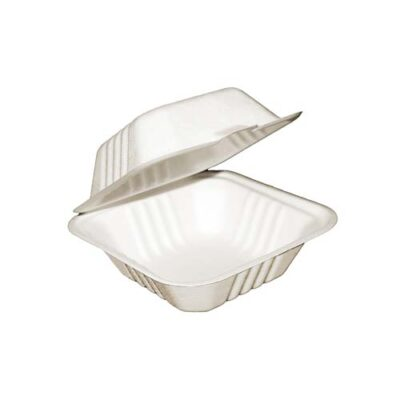 Compostable Clamshell Food Containers