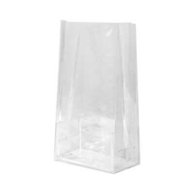 Poly Food Bags with Gusset